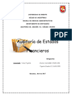 Trabajo Auditoria