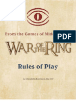 Reformatted WotR Rules