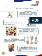 5 Tips Para Estar Activo Antes Del Trabajo