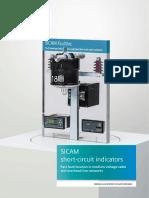 EMDG B10129 00 7600 SICAM Short Circuit Indicators