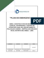 Plan de Emergencia Sinergia