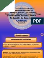 Presentación Curso CISMID  - CASO GUATEMALA