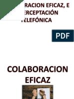 Colaboración Eficaz
