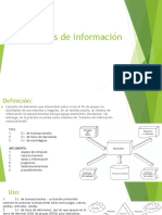 Sistemas de Información de ing de software