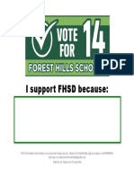 Support FHSD