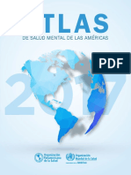 Atlas de salud mental en las Am´ricas