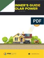 Solar Guidebook 2018