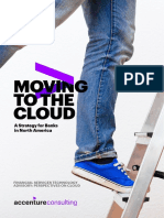 Accenture Moving to the Cloud Strategy for Banks in North America