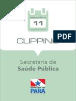 2019.09.11 - Clipping Eletrônico