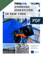 Transforming Transportation in New York