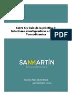 Taller y Guia 5 Buffers Termodinamica II 2019