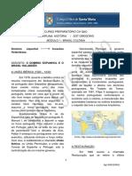 4. Módulo i – Brasil Colônia_domínio Espanhol