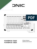 Um Powerpod1062r 1082r en Es