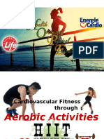 Aerobic Muscle Strengthening Activity 2