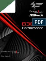 Fatal1ty B360M Performance Series