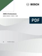 AMC2 instalación