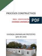 Curso de Procesos Constructivos (Vivienda)