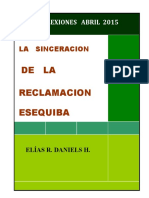 REFLEXION ABRIL2015 Sinceracion Reclamacion Esequiba-1