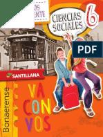 Santillana 6 sociales