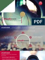Arkadin Business Presentation