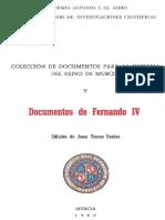 Documentos de Fernando IV 0