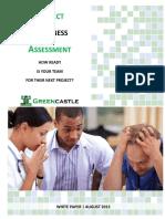 readiness assessment