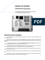 MANUAL DE CALIBRACION