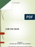 Law on Sales by de Leon