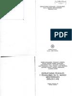 AAVV Estructuras feudales y Feudalismo