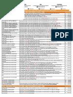 ELS Pricelist 10 September 19