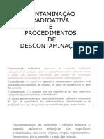 15 - Contaminação Radioativa