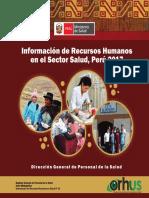 Sector salud-Peru