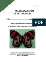 Revista Nicaraguense de Entomologia