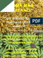 A Comer Platanos Diapositivas 120311172042 Phpapp02