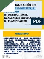 Socializacion Am 011, Inst. Ev. Plan. (1)
