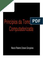 Memoria de Aula 4 - Princípio Da Tomografia Computadorizada