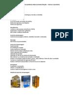 Químicos Manutenção-tintas e Solventes