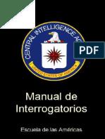 Manual Interrogatorio - CIA - Escuela de las Américas.pdf