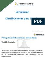 Clase 2 Distribuciones Para Simular
