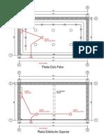 Planimetria Sensor Humo