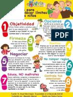 8 Pasos Para Establecer Limites a Los Niños