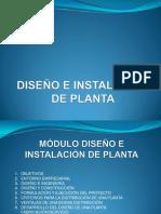 Diseño e Instalación de Planta 3