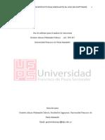 Uso de Software Para El Análisis de Estructuras