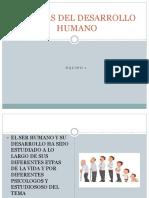 Teorias Del Desarrollo Humano