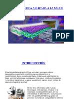 Diapositivas Aplicaciones de Informatica a La Salud