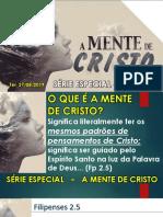 A MENTE DE CRISTO 1.pptx