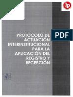 Protocolo 3 Registro y Recepcion Legis.pe
