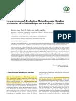 Lipid Peroksidasi