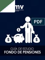AMV Guías de Estudio Fondos de Pensiones