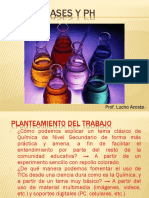 Ácidos y Bases pH Diapositivas Perfil CTS (secundaria)